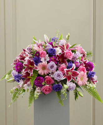 Fare Thee Well Pedestal Arrangement